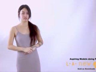 Supermodel tyłek fucked w przesłuchanie casting