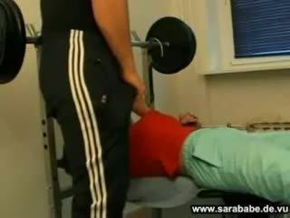 Alemana gimnasio sexo