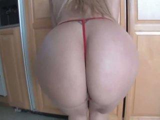 Karstās pieauguša lisa demarco shows viņai ideāls seksuālā ķermenis