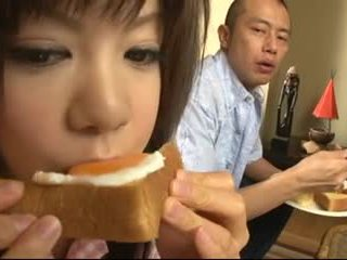 Shino nakamura - japorno ξυρισμένο έφηβος/η εκσπερμάτιση μέσα