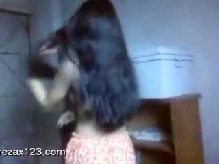 Bangladeshi velký trdlo dívka salma od mirpur