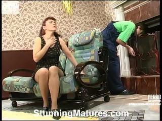 Lillian och marcus kinky äldre filma scen