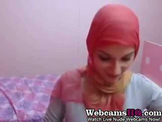 Turks 19yo tiener striptease dansen o