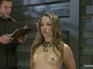Slave Training Of Kristina Rose Br Day 3