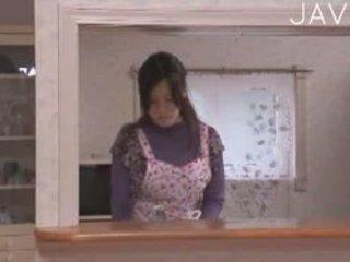 japanese, big boobs, blowjob