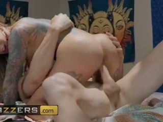 Brazzers - Hippie Slut Karma Rx Cheats on Her Husband With Johny Sins