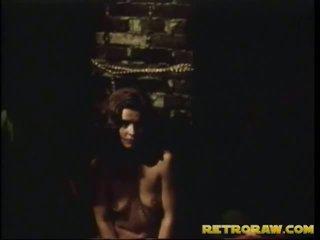 Un serf dentro il cellar