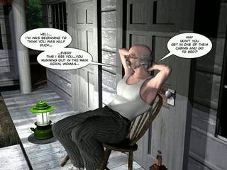 shemale, cartoons, 3d comics