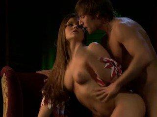 morena, sexo oral