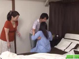 Yuuko enjoys कठिन pleasures