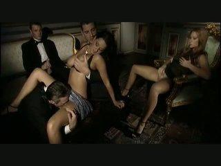 blowjobs, group sex, milfs