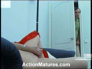 Christina и roger червен сладурана стар филм