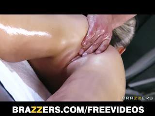 Abbey brooks gelukkig ending massage