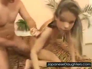 Rough japanese japanese daughter anal abuse