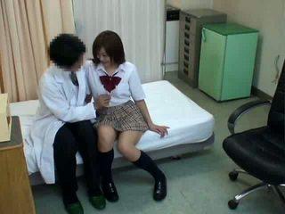 Escolar hypnosis sexo con doctor