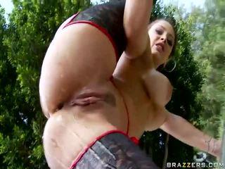 Meitene getting viņai liels pakaļa fucked