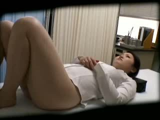 Relucatant Orgasm At The Doctor