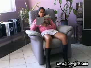 Chick babey Gipsy Girls fuck Gipsy-27