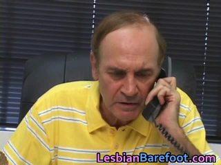 Jung lesbisch has sleaze muschi und arschloch tunnel