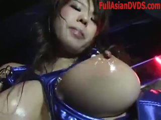 Busty Japanese Girls Strips And Dances