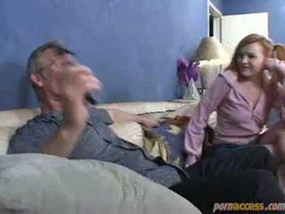 tētis, meita, tētis