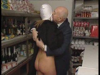 Otobüs & flört eski adam. hayır seks
