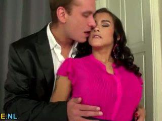 brunete, hardcore sex, bigtits