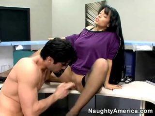 Cik līdz būt sekss uz the birojs
