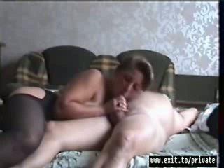 Languid sunday seks met mijn milf olga