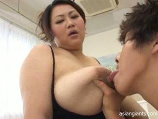 japon, büyük göğüsler, bbw