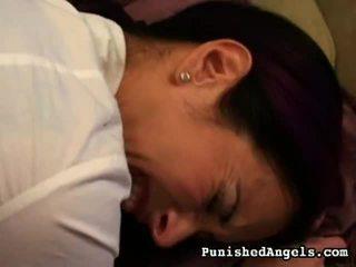 Malaki koleksyon ng pinapalo vids from parusahan angels
