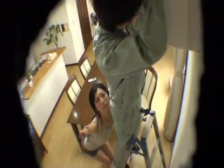 Spicy Slender Chinese Mom Id Like To Shag Sits Onto Power Tool Like Loony In Voyeur Vid