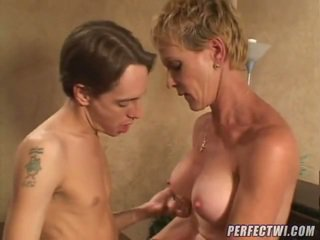 milf sex, matur, în vârstă de lady