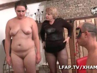 intercambio de parejas, francés, anal