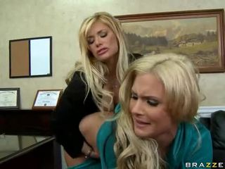 Shyla Stylez And Phoenix Marie Are Two Hot Blondes