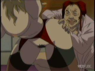 hentai, toon, lingerie