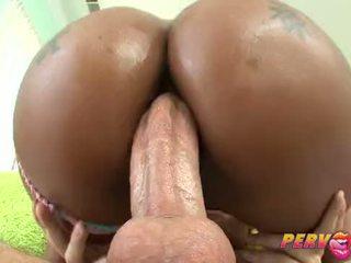 big, cum, licking