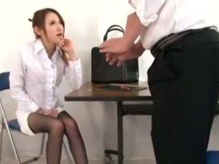Söpö opettaja masturbation ja jalkatyöpaikka, porno d1