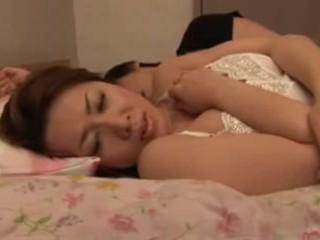 Erotic bayan with 2 matures