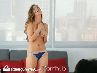 brunetă, tineri, sex oral