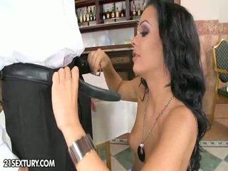 seks tegar, piercings, pussy menjilat