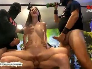 Little Lia Louise Is Back for More Monster Cock - German Goo Girls Video