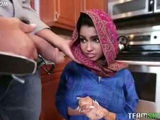 Sexy dospívající muslim