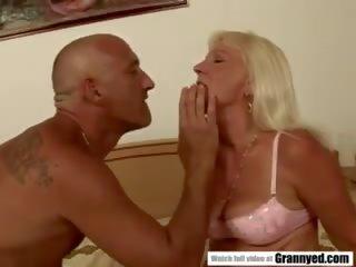 blowjobs, blondes, grannies