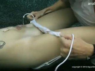 Veliko oprsje gf accidental analno