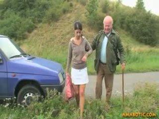 Old man - mlada punca