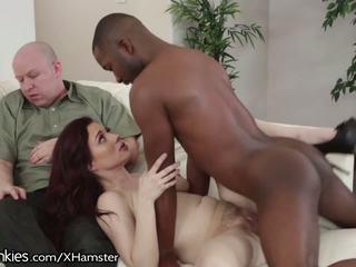 Jessica ryan has incredible bbc कुक्कोल्ड सेक्स: फ्री पॉर्न b4