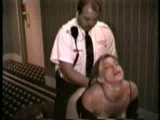 아내 엿 로 호텔 보안 guard 비디오