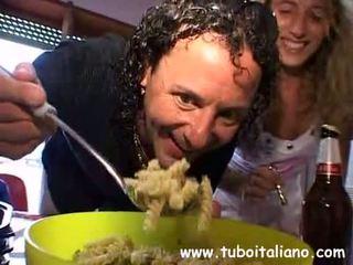 Italiaans mam quarantenne italiana