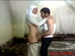 Egyptisk hijab ludder